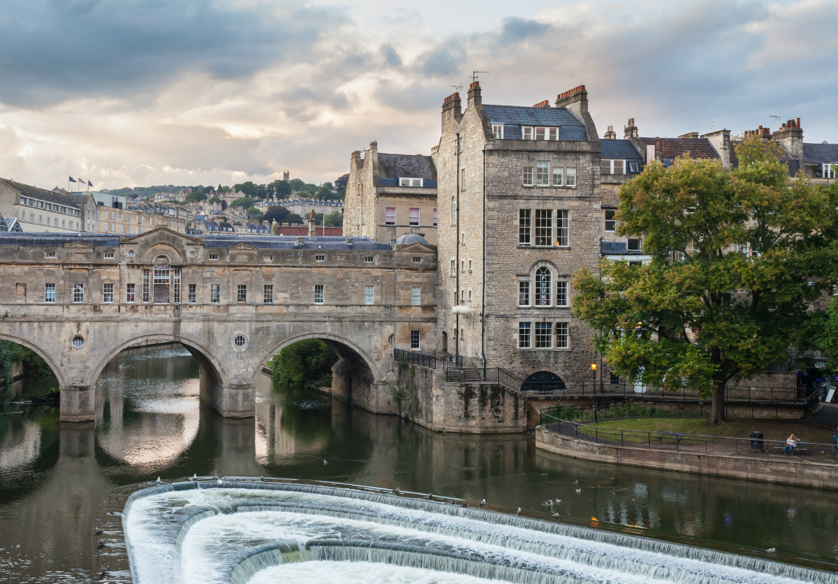Bath blends stately charm with contemporary creativity